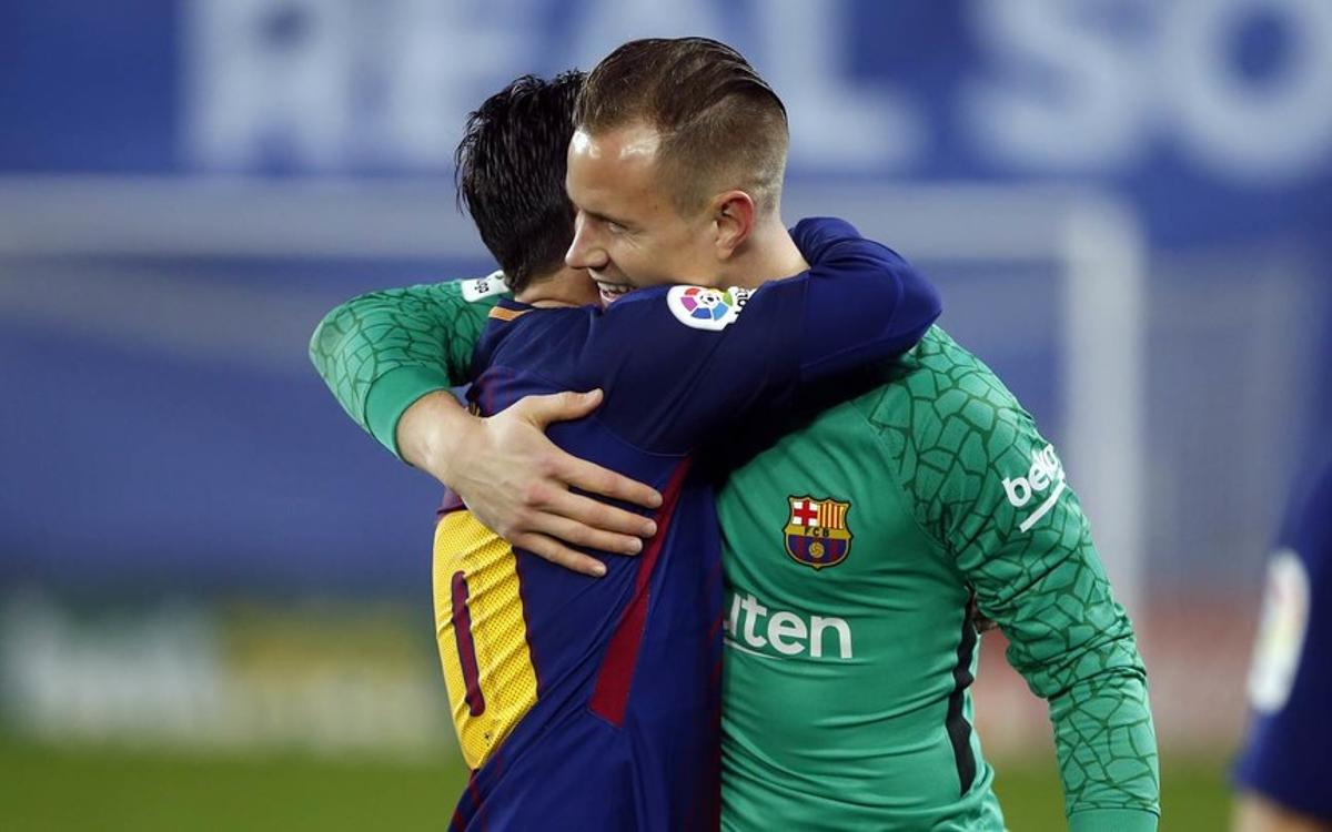 Barça the only unbeaten side in Europe's top leagues