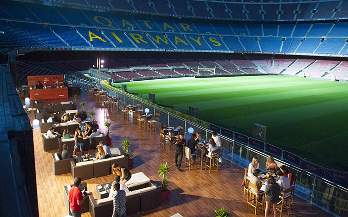 Camp Nou Lounge