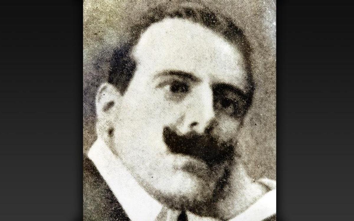 Gaspar Rosés (1916-1917 / / 1920-1921 / / 1930-1931)