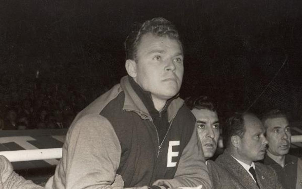 Ladislao Kubala (1961-63 & 1980)