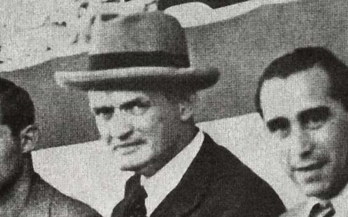 Patrick O'Connell (1935-37)
