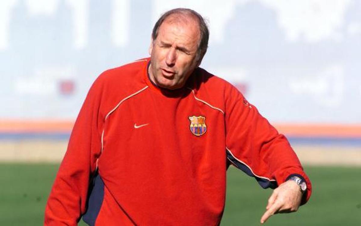 Carles Rexach (1988, 1991, 1996 & 2001-02)