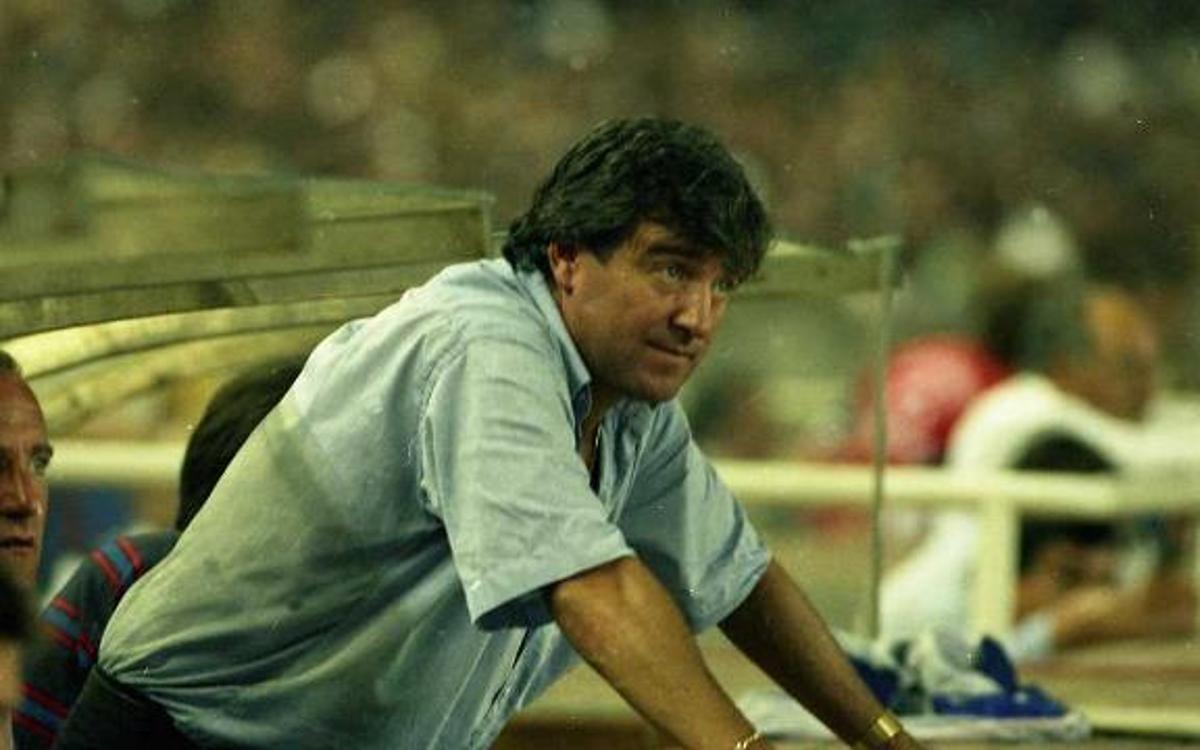 Terry Venables (1984-87)