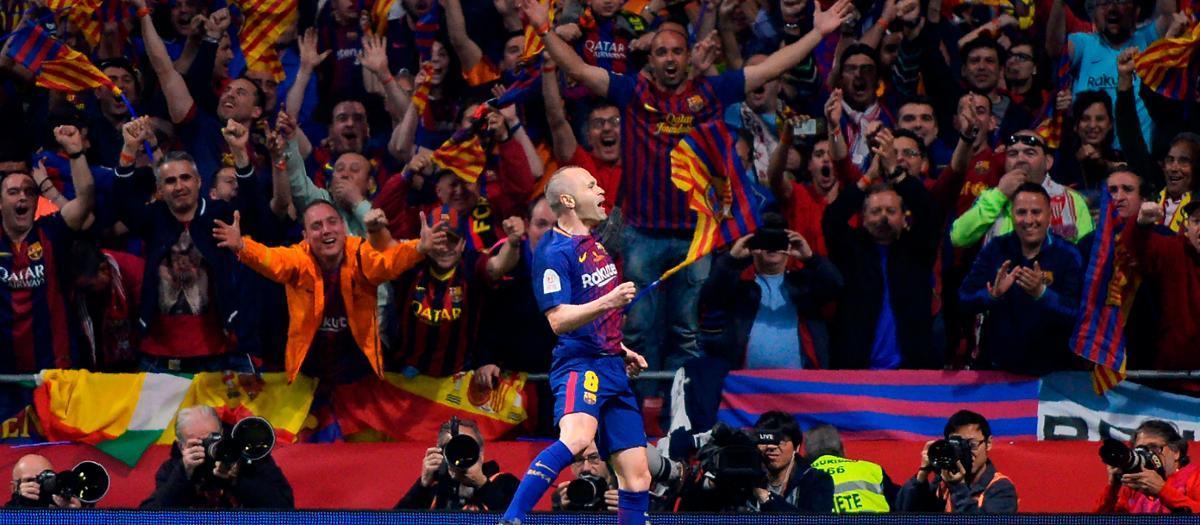 Copa del Rey Champions 2018