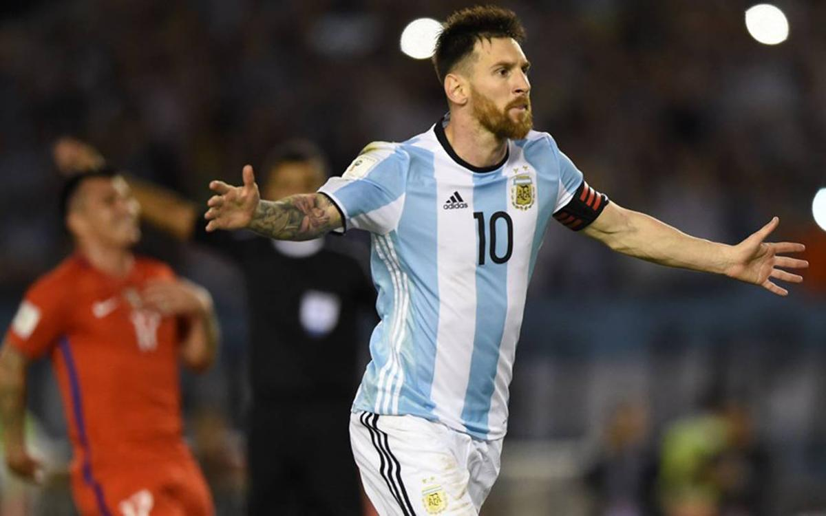FIFA withdraws Leo Messi suspension