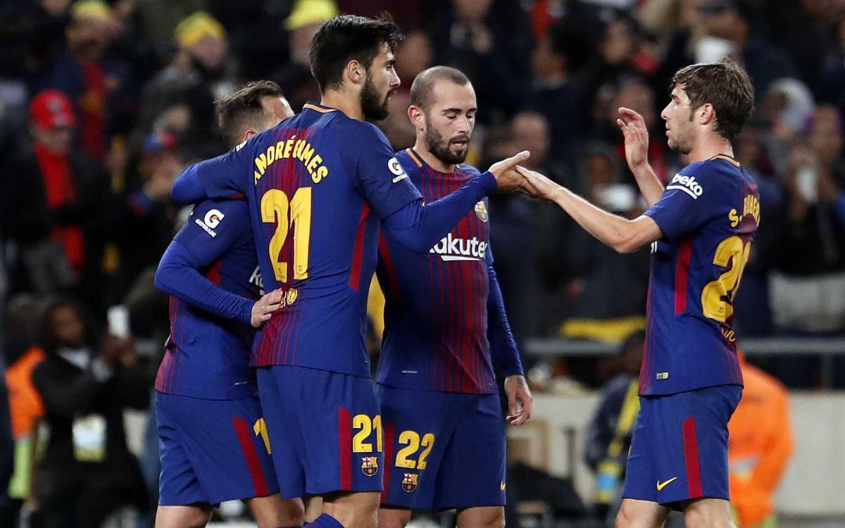 Mamelodi Sundowns - FC Barcelona: Fiesta azulgrana en Sudáfrica (1-3)