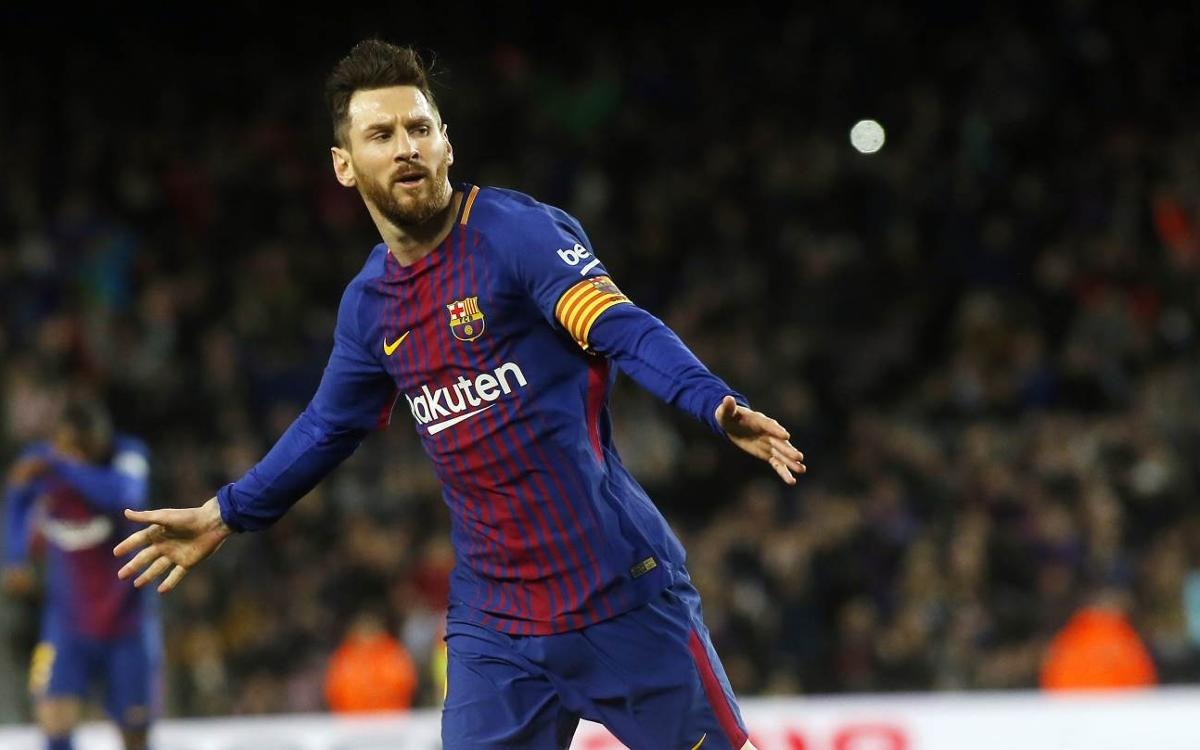Leo Messi: 'We want to win everything, always'