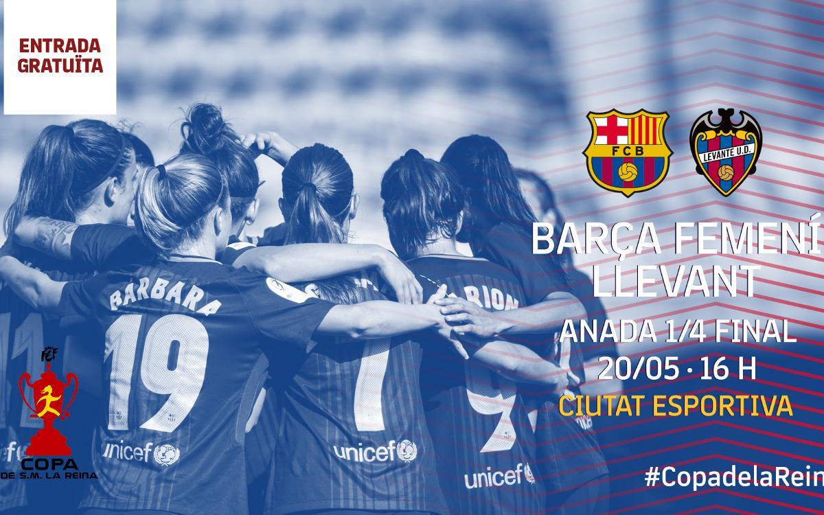 FC Barcelona Femení – Llevant UD (prèvia): Comença la defensa del tron