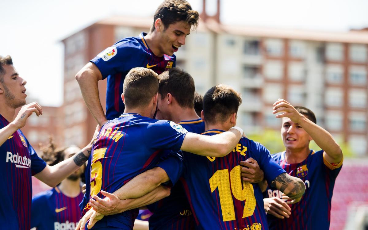 Barça B – Cádiz CF: A solid blaugrana victory (3-1)