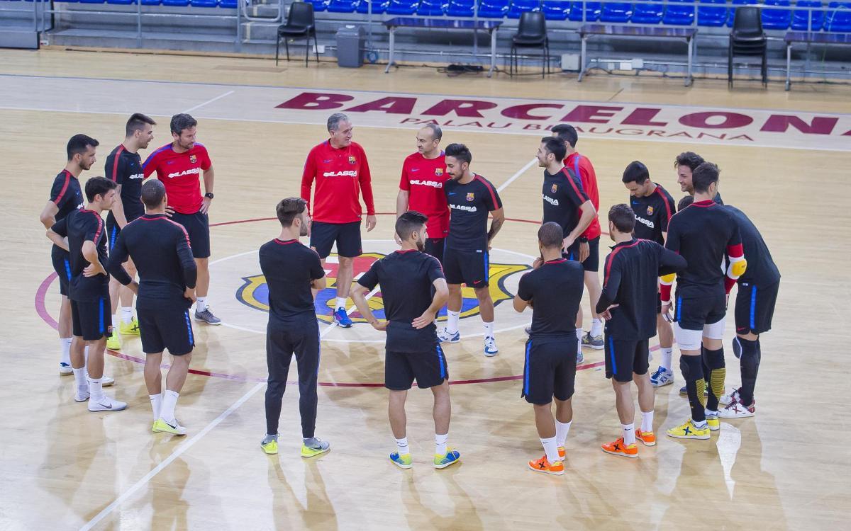 Barça Lassa – ElPozo Múrcia: La clau ha de ser el Palau