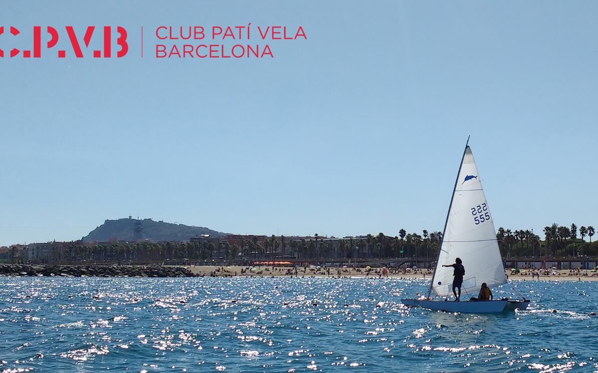 Disfruta del mar con las promociones del Club Patí Vela Barcelona