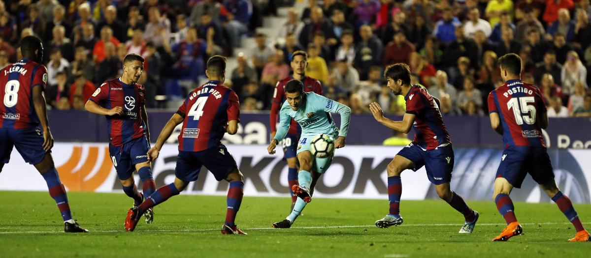 The Lowdown on Levante UD