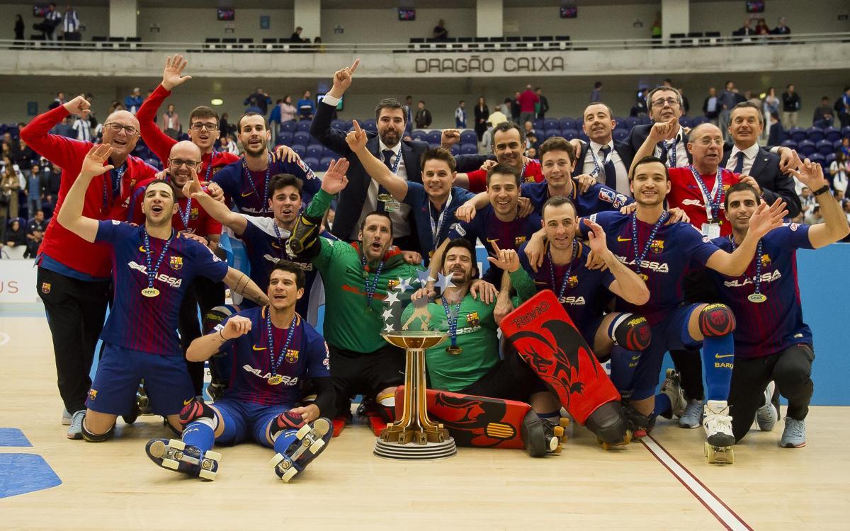 La Copa Continental se jugará en Barcelos