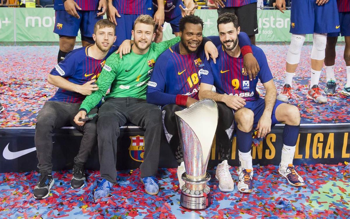Acaba la temporada amb sis títols de set possibles