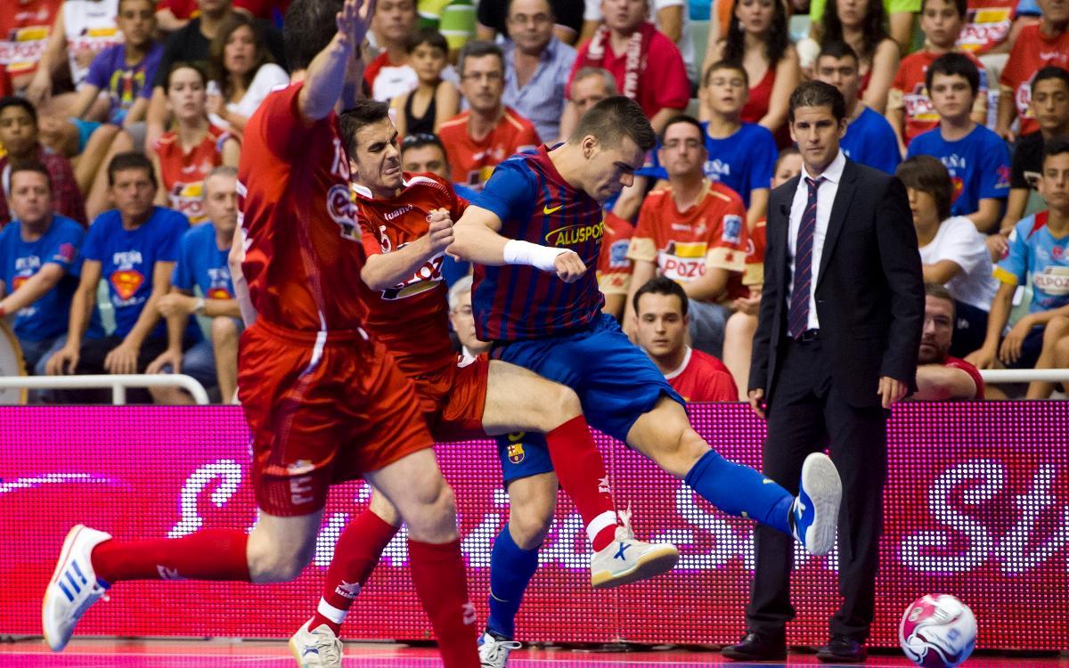 Barça Lassa-ElPozo: Un clàssic del play-off