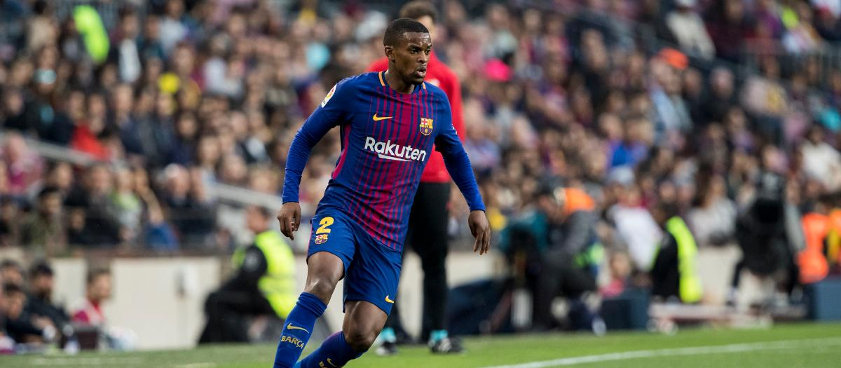 The arrival of Nélson Semedo