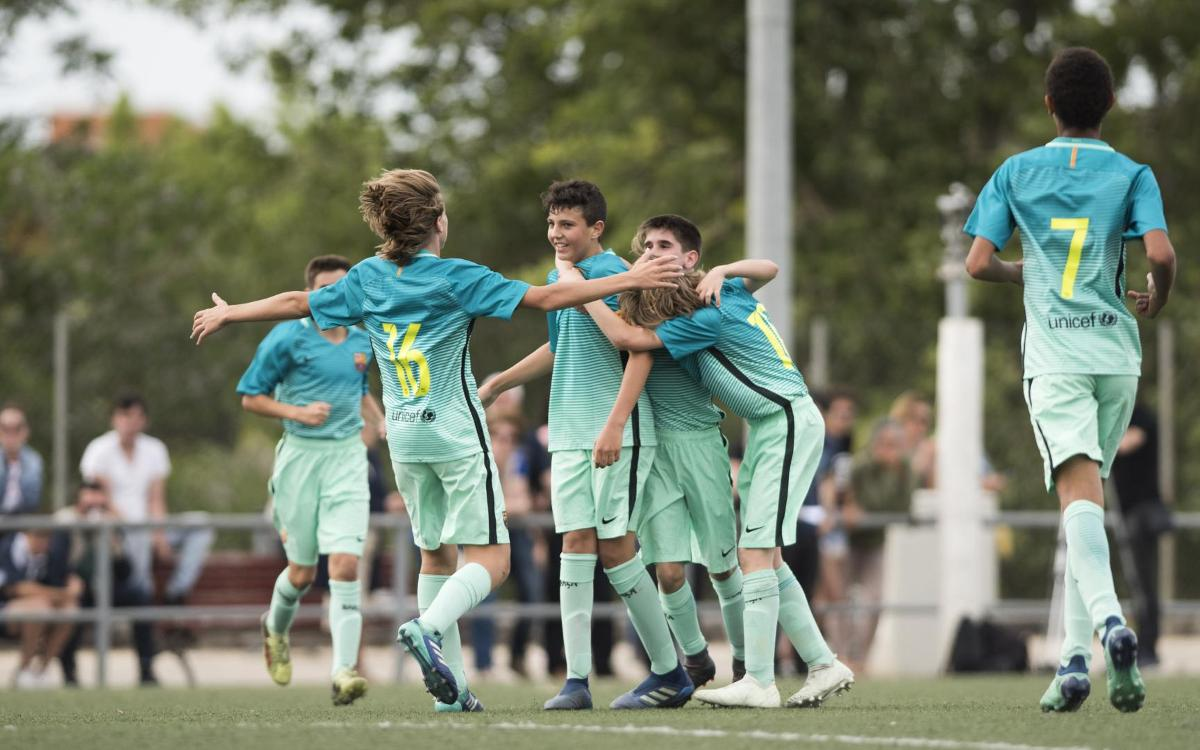 VIDEO: Top 5 La Masia goals from May 26-27, 2018