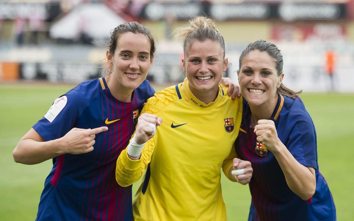 Listas para la sexta final de Copa en ocho años