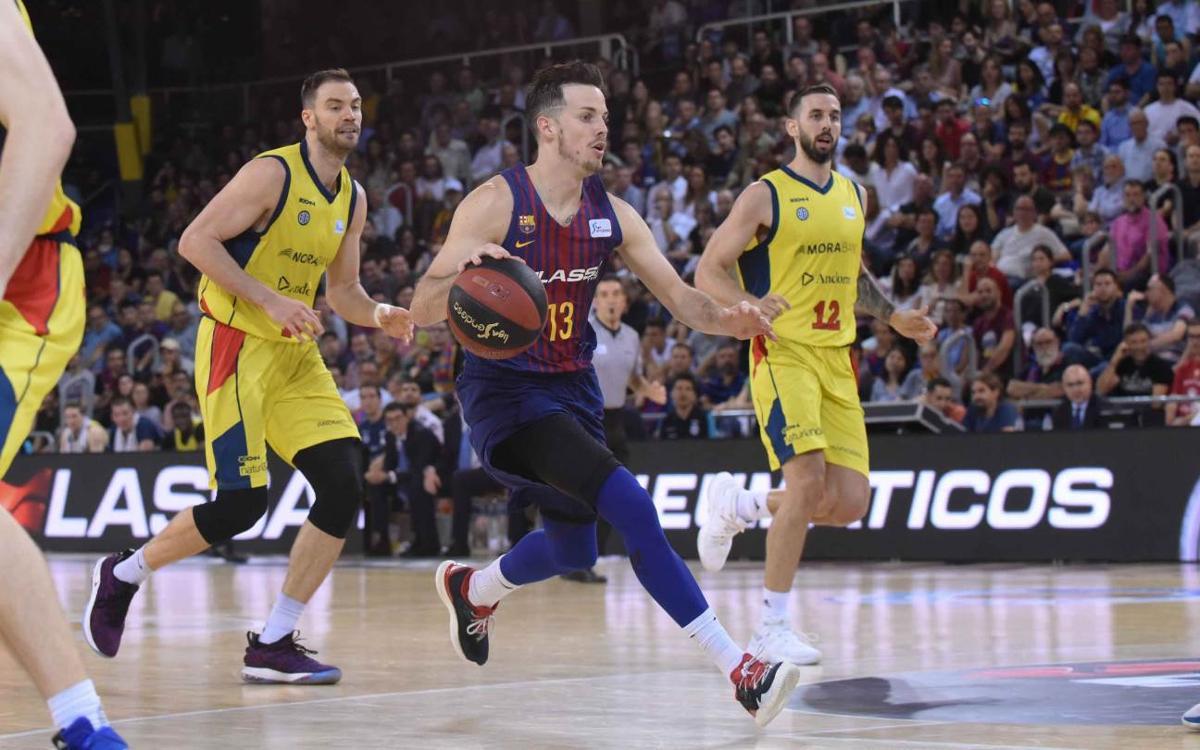 Kirolbet Baskonia – FC Barcelona Lassa: Segon assalt al Buesa Arena