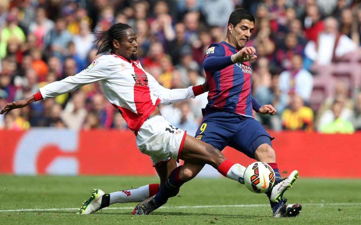 El Rayo, nuevo rival culé en la Liga