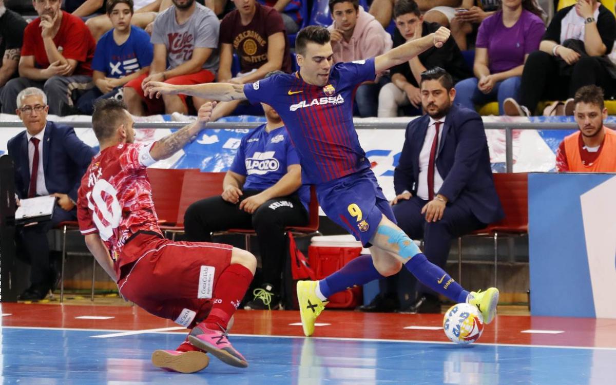ElPozo Múrcia - Barça Lassa: Objectiu doble a l'abast!