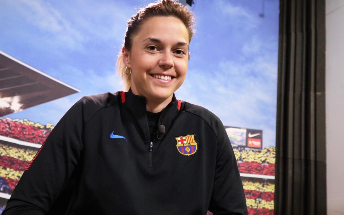 María León, antes de la gran final: