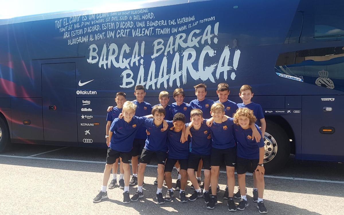 El Barça defiende el título en LaLiga Promises