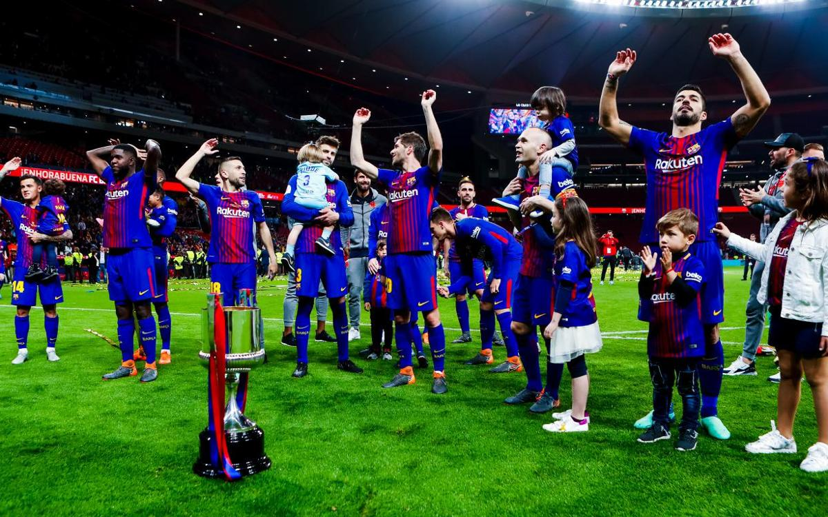 VIDEO: Copa champions celebrate a historic night