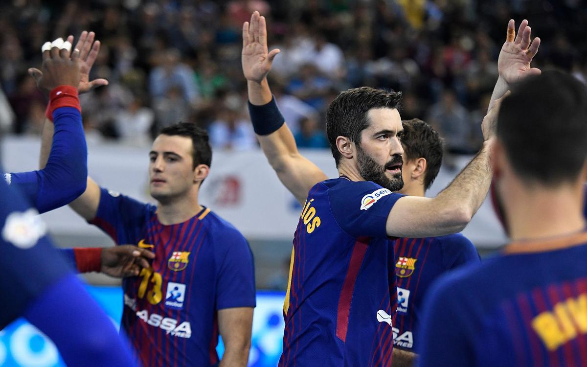 Barça Lassa – Ángel Ximénez Avia Puente Genil: Recuperarse para luchar en las semis