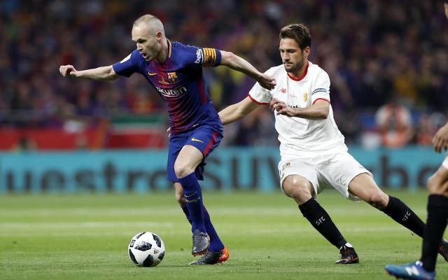 1d834c09f Copa del Rey final highlights: Sevilla v FC Barcelona