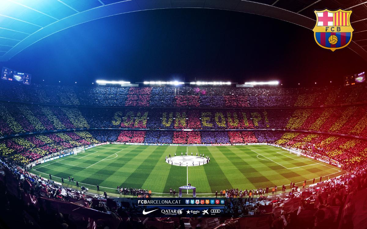 Camp Nou Wallpaper 937a75d045ce5