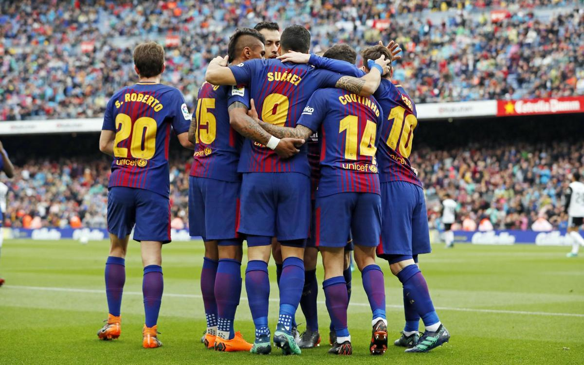 How Barça can win LaLiga this weekend