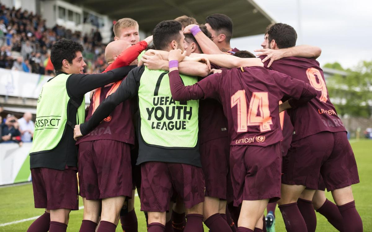 VIDEO: Top 5 La Masia goals from April 21-22, 2018