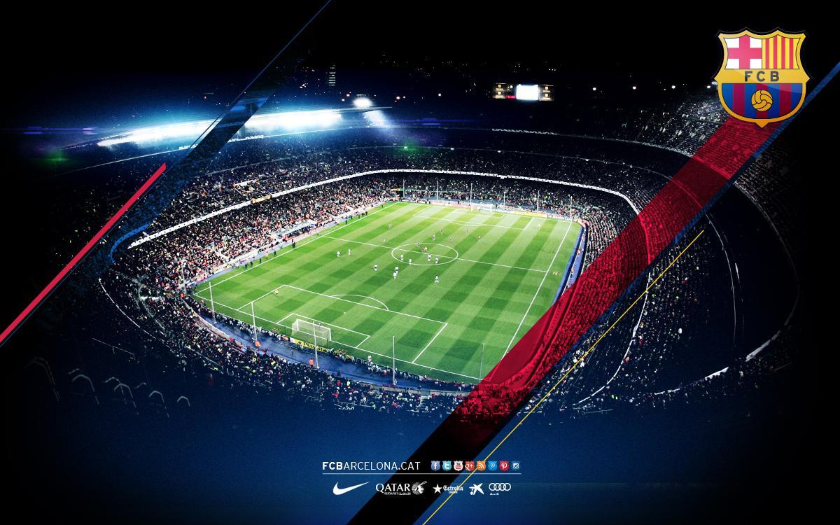 Camp Nou Site Officiel Du Fc Barcelone
