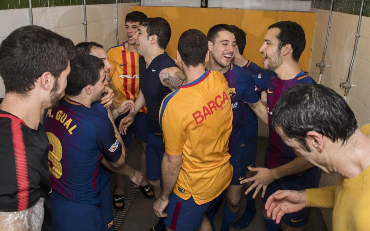 ¡El Barça Lassa, campeón de la OK Liga por 29ª vez!