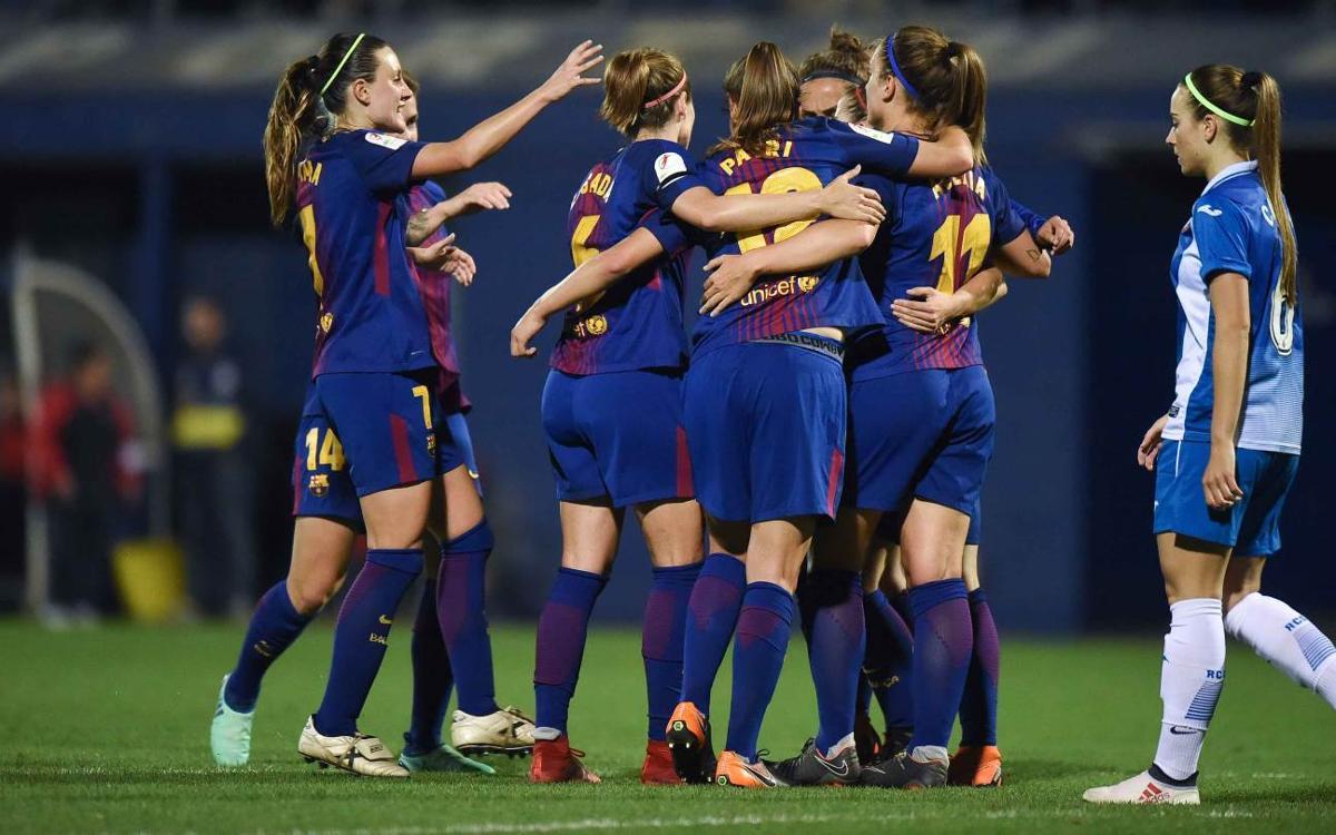 Barça Femenino - Rayo Vallecano (previa): Penúltimo asalto a la Liga