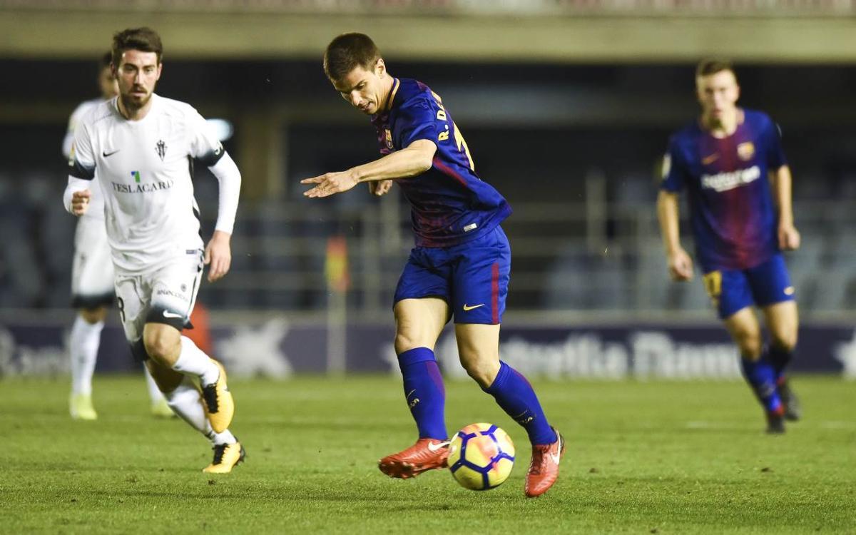 Real Sporting – Barça B: L'escenari idoni per reaccionar