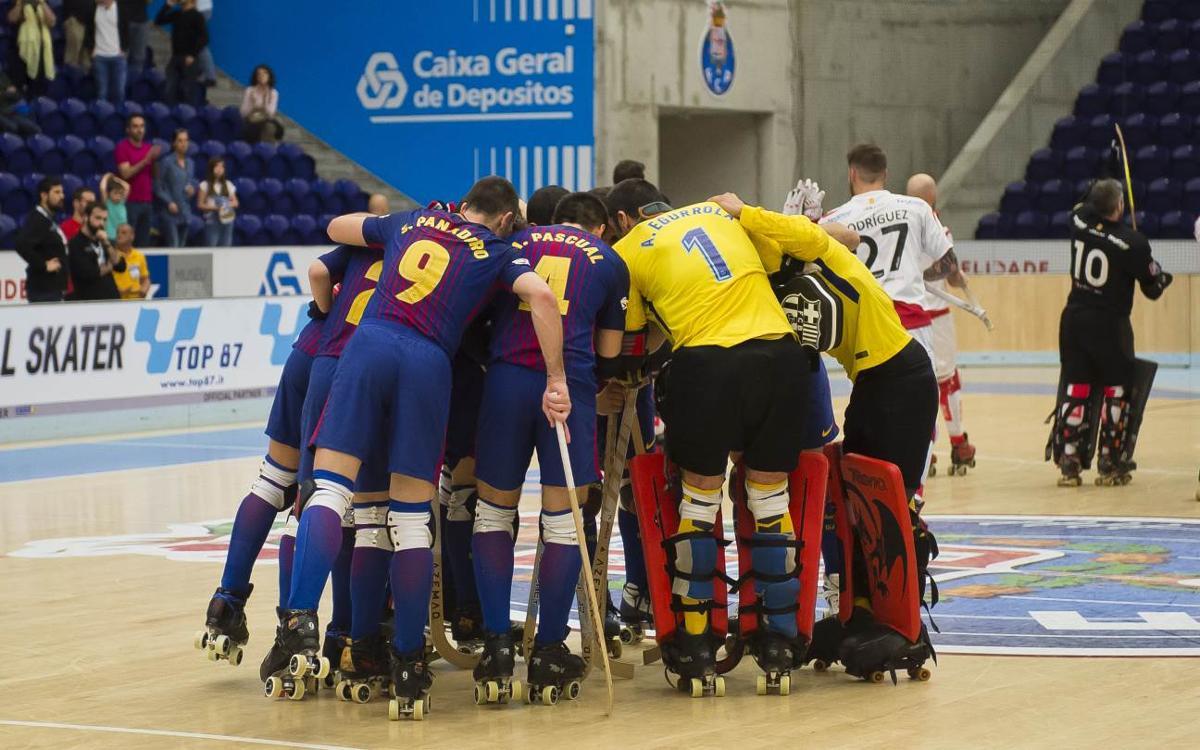 Barça Lassa - Porto: A un paso de la gloria europea