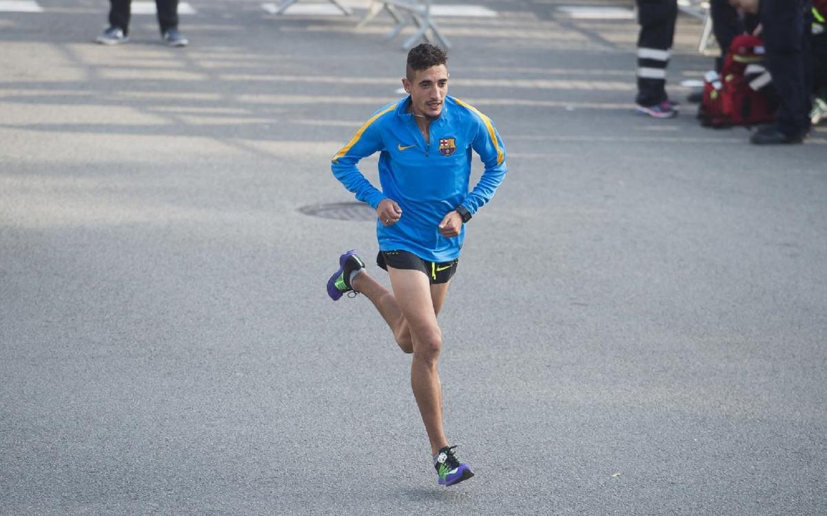 El FC Barcelona no renovarà l'atleta Ilias Fifa la propera temporada