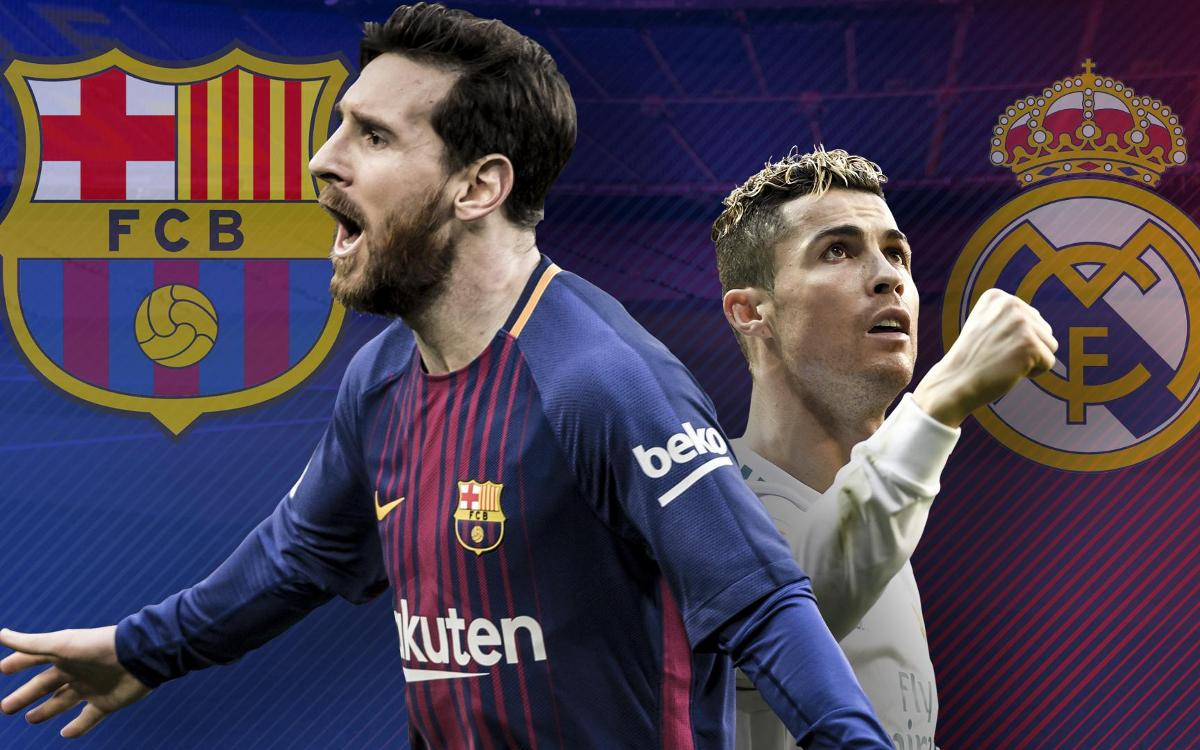 FC Barcelona - Real Madrid: Un Clásico es un Clásico