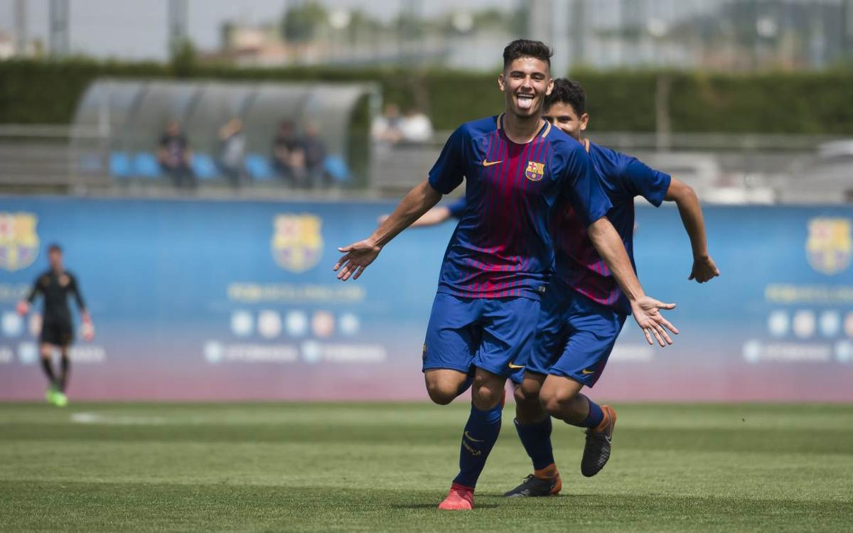 VIDEO: Top 5 La Masia goals from April 28-29, 2018