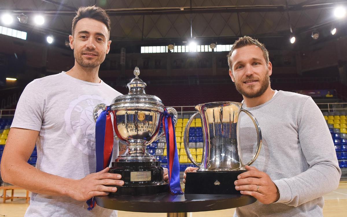 Un fin de semana con dos Copas del Rey en juego