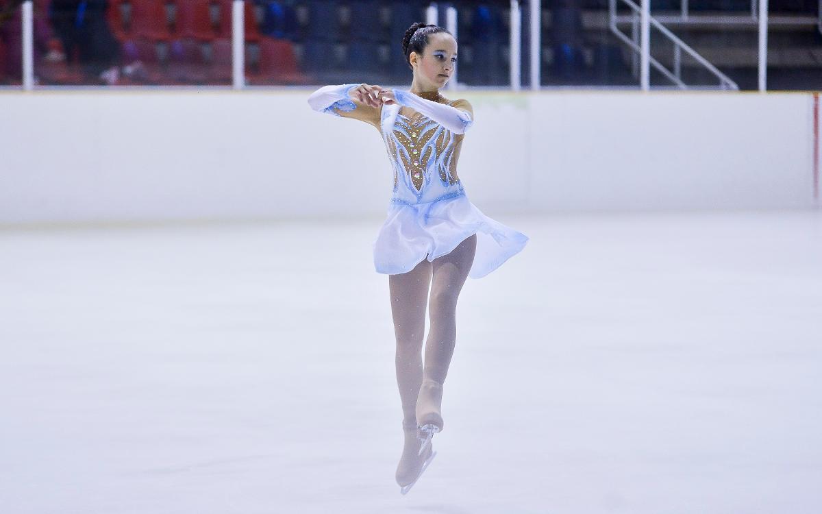 La sección de patinaje vuelve a dominar en el Trofeo Copa de Barcelona