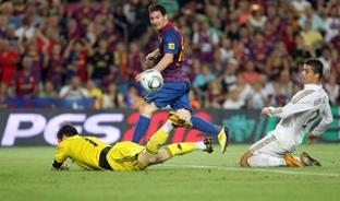 Los 10 goles de Messi en el Camp Nou contra el Madrid 557f1b926de58