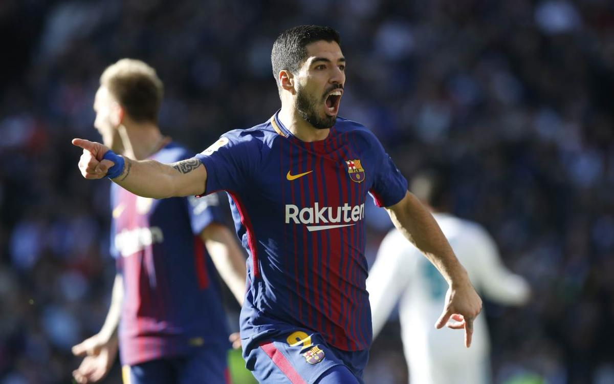 Luis Suárez: Scoring in the Clásico is incredible