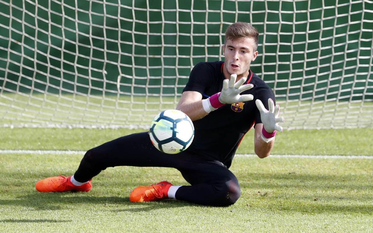 El FC Barcelona e Iñaki Peña han llegado a un acuerdo para la renovación de su contrato