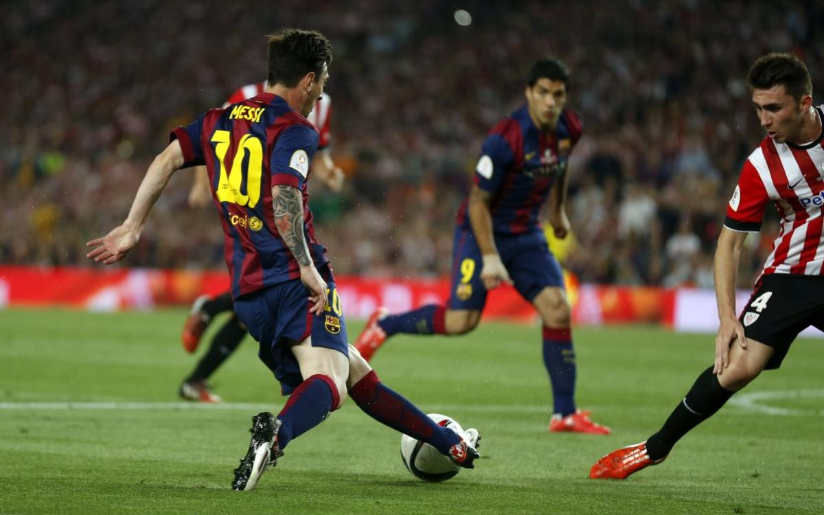 Top goals from Copa del Rey finals