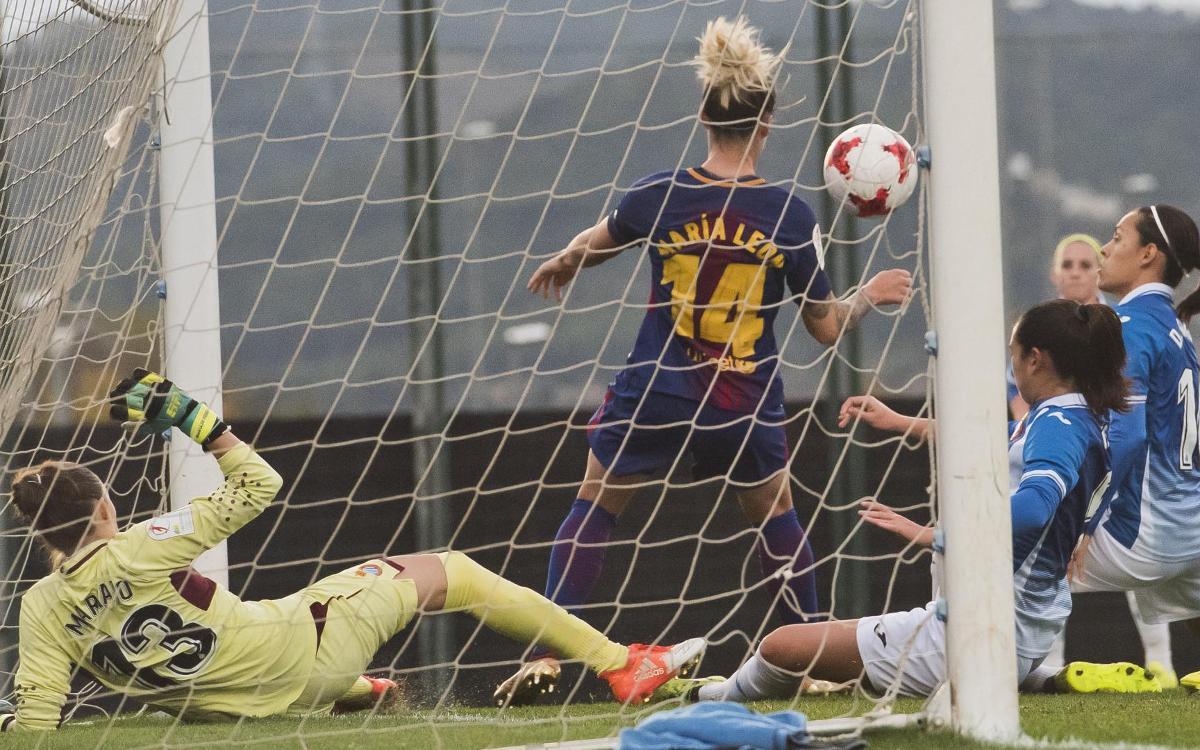 Espanyol - Barça Femenino (previa): Un derbi que vale mucho