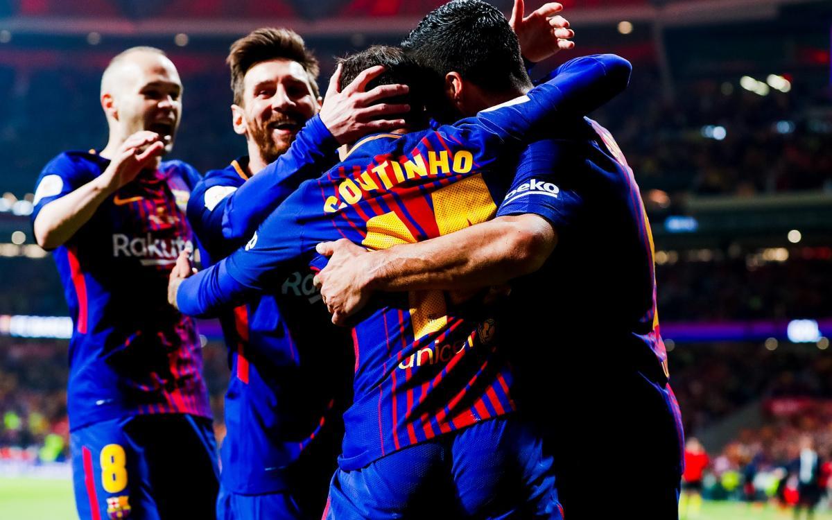 Sevilla – FC Barcelona: ¡Qué gozada de campeón (0-5)!