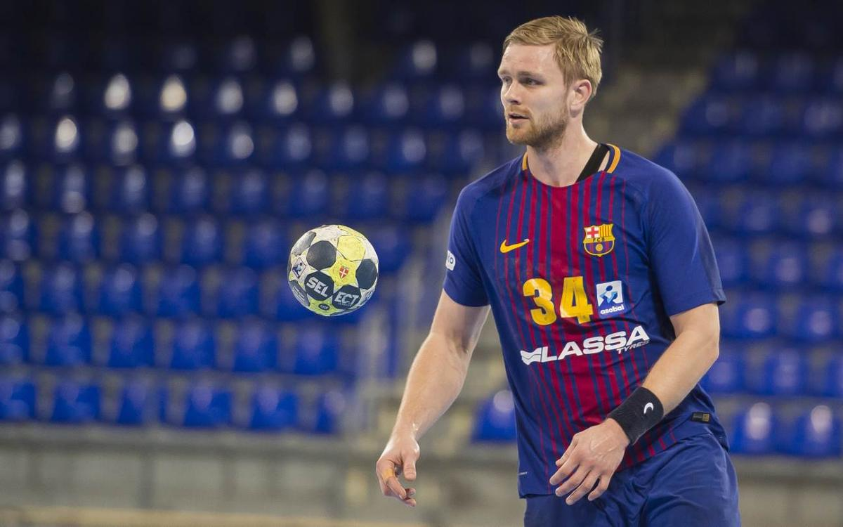 Aron Pálmarsson serà baixa per als propers partits